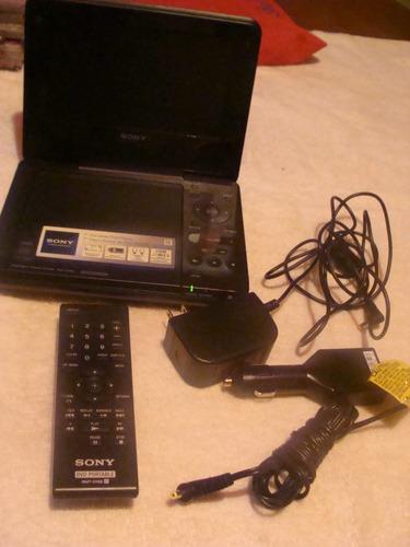dvd portatil sony lector dañado   funciona con usb