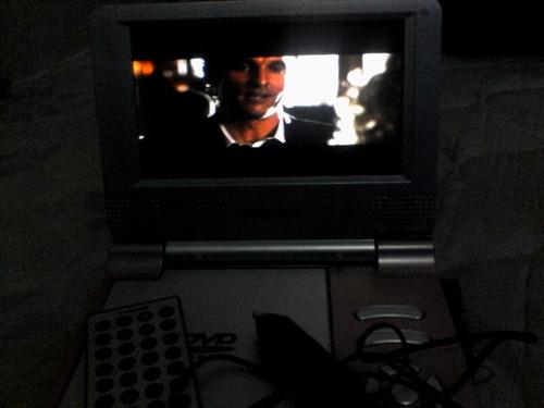 dvd portatil usado sylvania