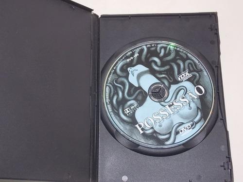 dvd possessão  isabelle adjani e sam nell
