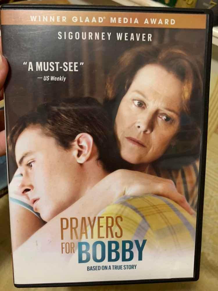 prayers for bobby dvd