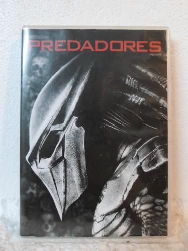 dvd predadores - original
