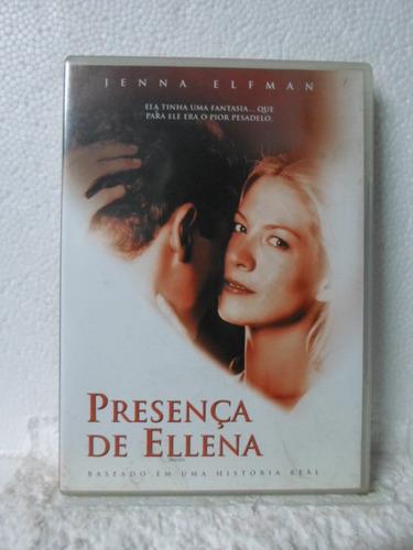 dvd presença de elena - original