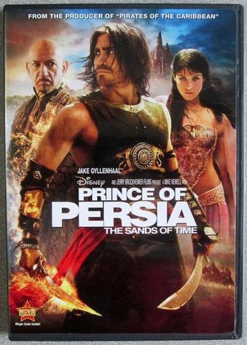 dvd prince of persia las arenas del tiempo