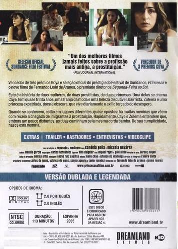 dvd - princesas - ( princesas ) de fernando león aranoa