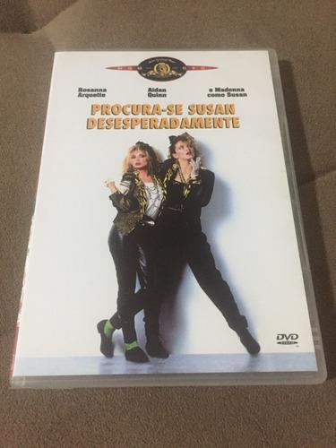 dvd procura-se susan desesperadamente, com madonna