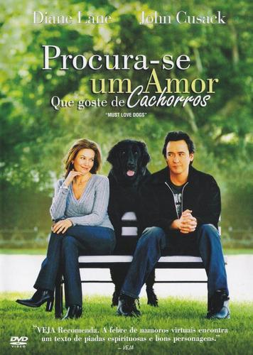 dvd procura-se um amor que goste de cachorros
