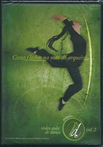 dvd profetas da dança vol 2 - video aula de dança...