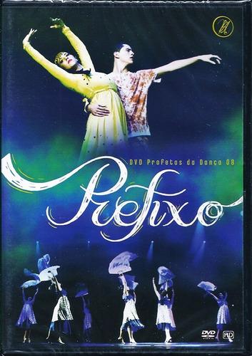 dvd profetas da dança vol 8 - prefixo - gisela matos