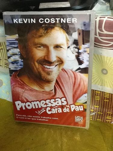 dvd promessas de um cara de pau