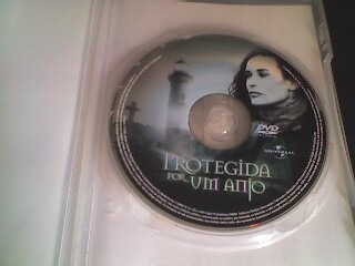 dvd protegida por um anjo   (produto original)