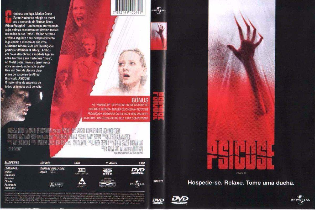 Resultado de imagem para psicose 1998