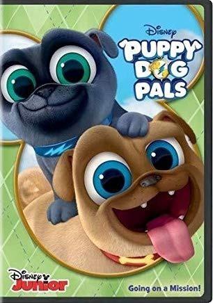 dvd puppy dog pals: volume 1