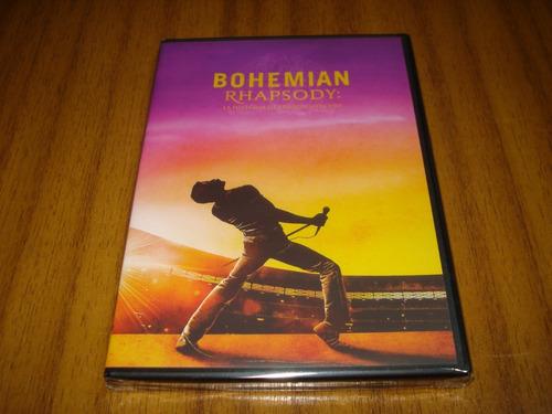 dvd queen / bohemian rhapsody (nuevo y sellado)