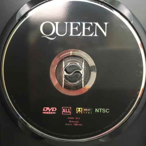 dvd - queen - we will rock you