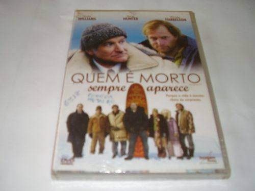dvd quem é morto sempre aparece (the big white) vitorsvideo