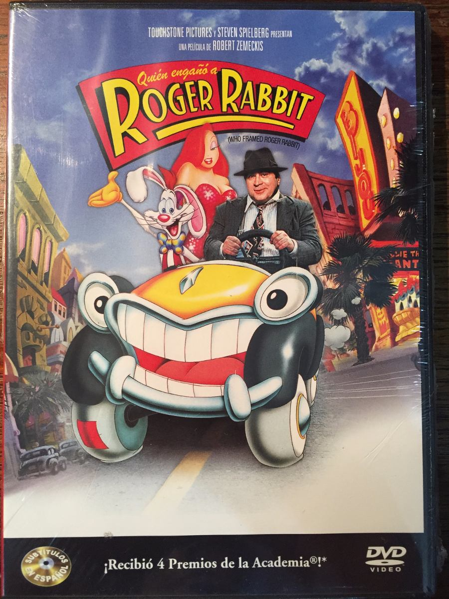 who framed roger rabbit cargando zoom - Who Framed Roger Rabbit Dvd