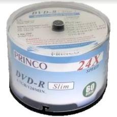 dvd -r 4.7gb 16x princo