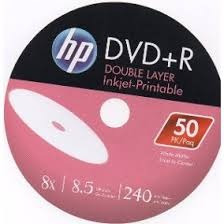 dvd+r dual layer