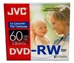 dvd-r jvc camcorder