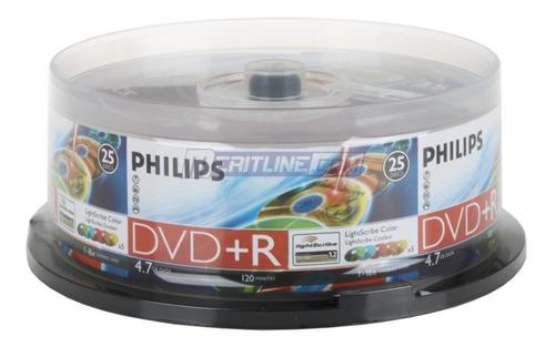 dvd+r lightscribe 50 unidades, $105.000 philips envio gratis