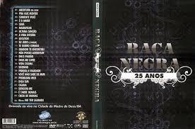 dvd raça negra 25 anos