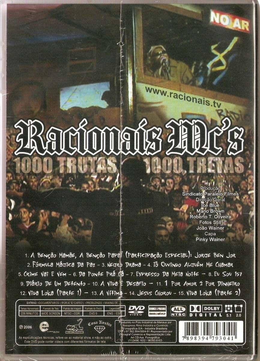 O CD 1000 TRETAS BAIXAR TRUTAS 1000 DO RACIONAIS