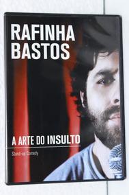 ARTE A DVD BAIXAR RAFINHA BASTOS INSULTO O DO DO