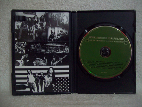 dvd rage against the machine- live at the grand olympic