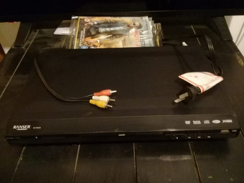 dvd ranser nuevo y dvd newone a reparar