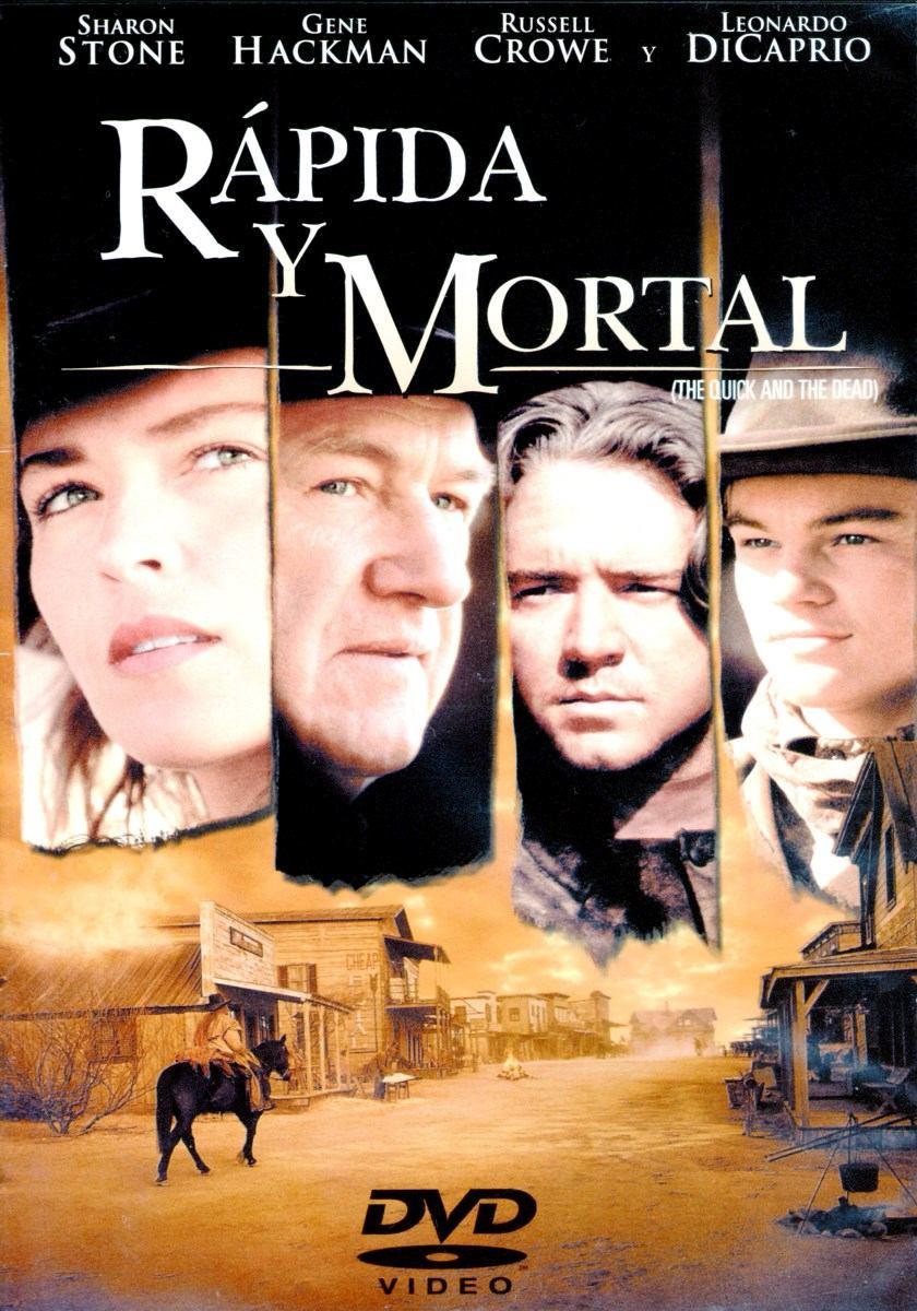 Dvd Rapida Y Mortal (the Quick And The Dead) 1995- Sam