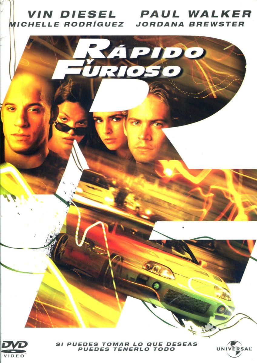 Rapido y furioso [2001] [1080p BRrip] [Latino-Inglés] [GoogleDrive]