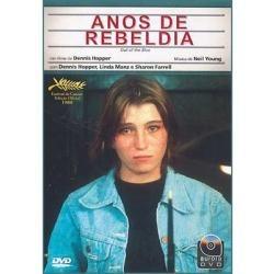 dvd raro e original do filme anos de rebeldia
