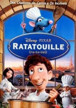 dvd - ratatouille