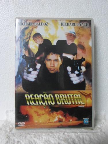 dvd reação brutal - original