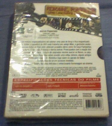 dvd rebobine, por favor -digipak(estilo folheto) - dvd duplo