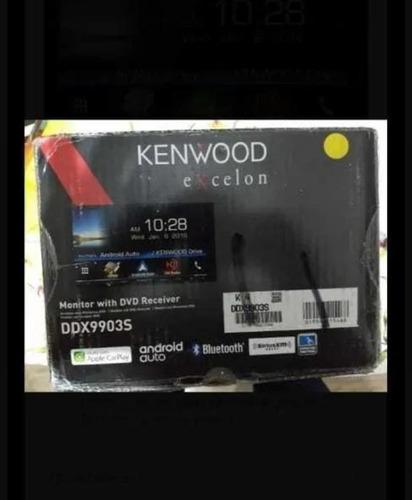 dvd receiver kenwood dnx