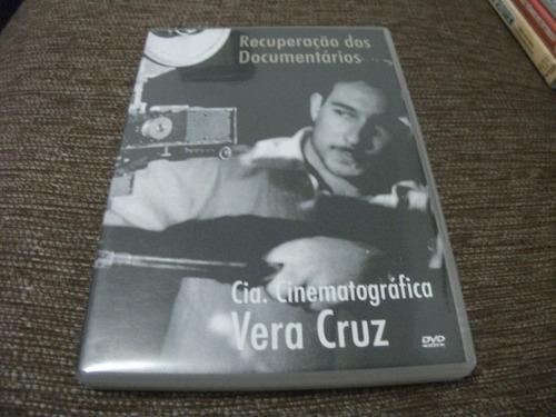 dvd recuperaçao documentario cia cinematografica vera cruz