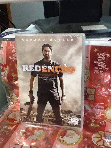 dvd redenção