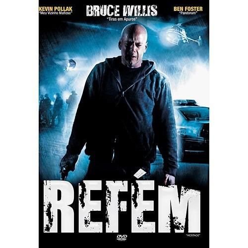 dvd - refém