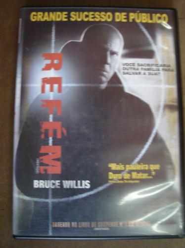 dvd refém com bruce willis 45