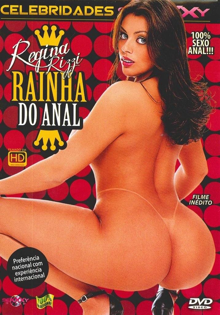 REGINA RIZZI: RAINHA DO ANAL
