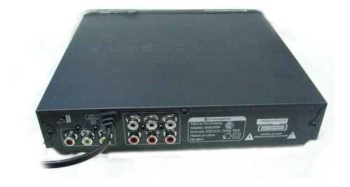 dvd reproductor 206 stromberg 5.1 mp3 usb fm