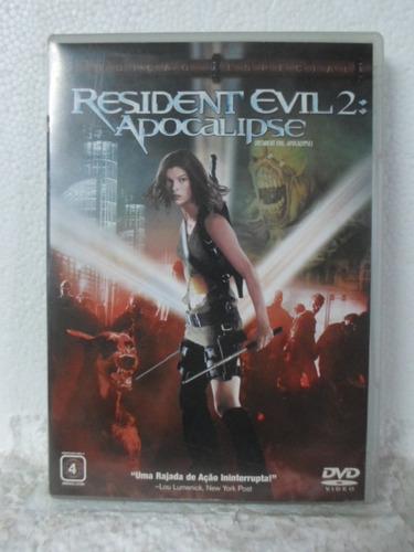 dvd resident evil 2
