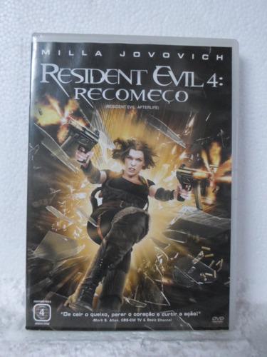 dvd resident evil 4 - original