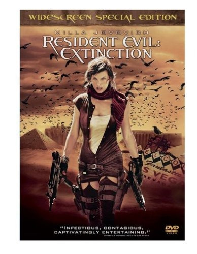 dvd :   - resident evil: extinction (special edition,...