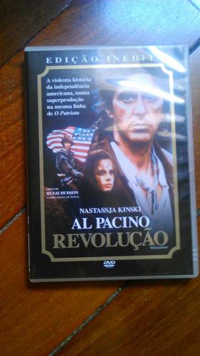 dvd revolução