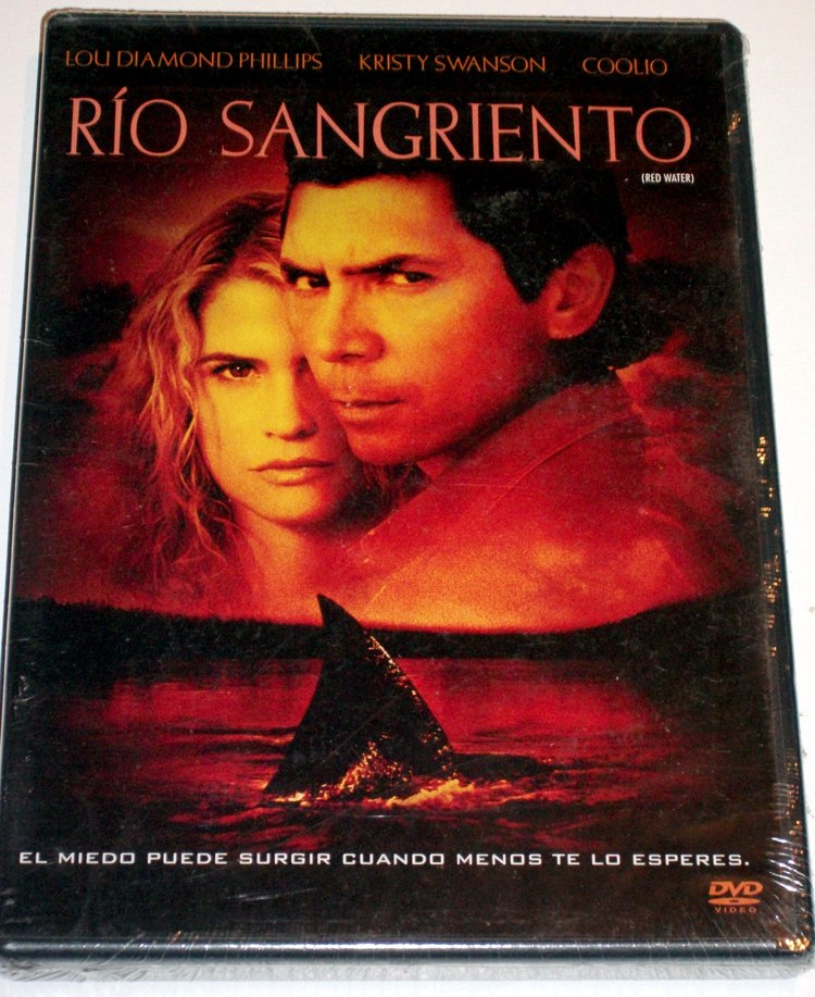 dvd rio sangriento red water css en