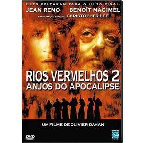 dvd rios vermelhos 2