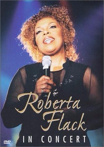 dvd - roberta flack - in concert