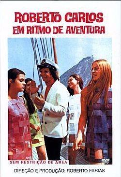 Dvd Roberto Carlos Em Ritmo De Aventura (novo) - R$ 25,90